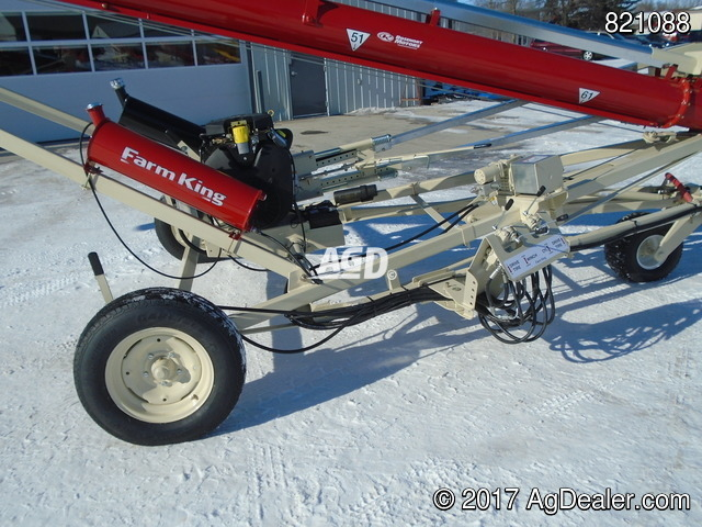 Farm King CX10-41E Auger